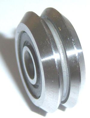 CNC Wood/Plasma Router 12mm V Groove Guide Ball Bearing | eBay