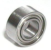 """R144ZZ Bearing .125/""""x .250/""""x .109/"""" inch VXB Ball Bearings 1//8 x 1//4 7//64 R144-2Z"""